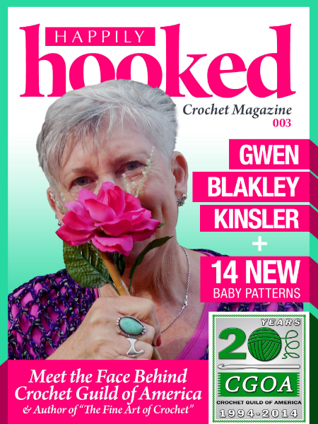 Happily Hooked Magazine Issue 003 – Gwen Blakley Kinsler