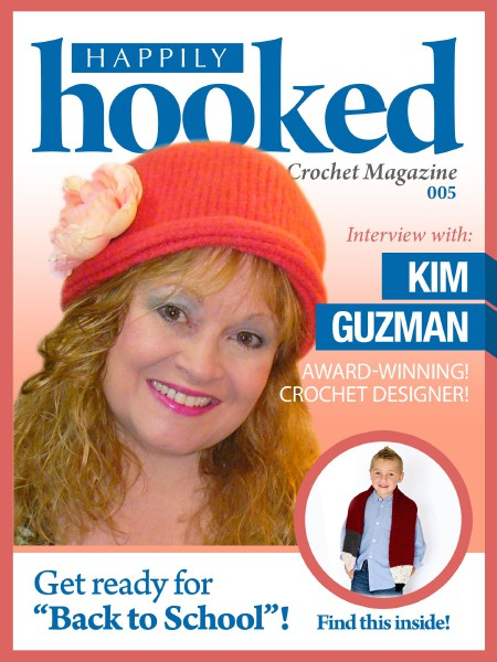 Issue 005 - Kim Guzman
