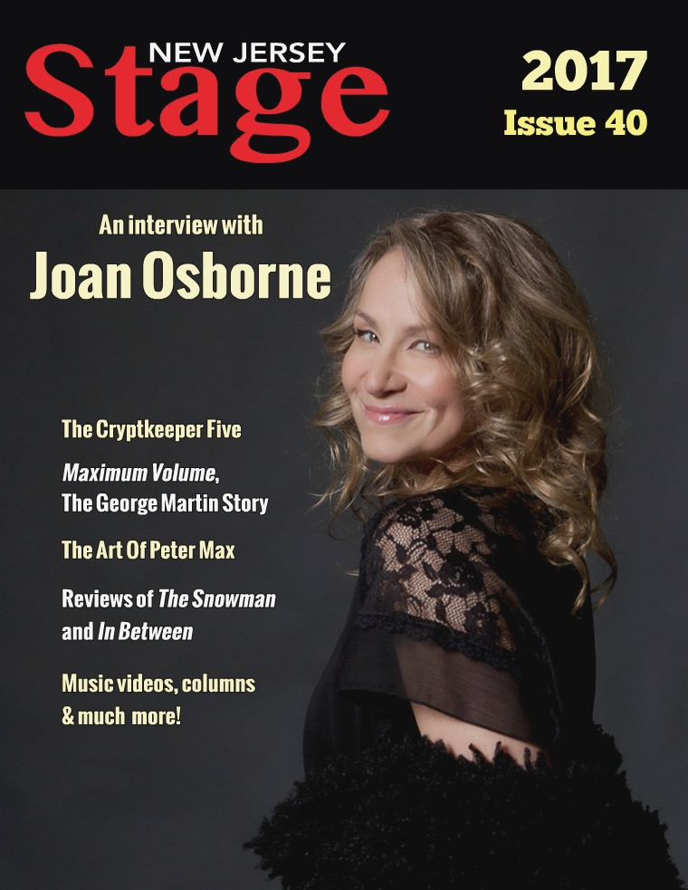 New Jersey Stage 2017: Issue 40
