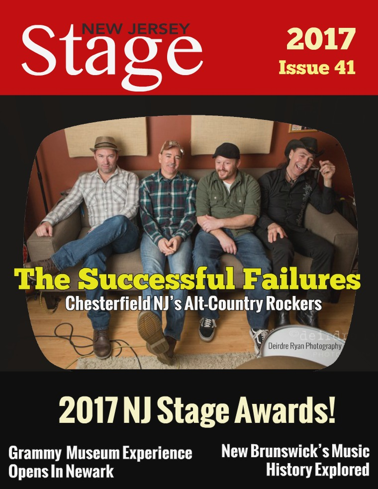 New Jersey Stage 2017: Issue 41