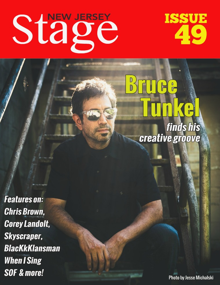 New Jersey Stage Issue 49