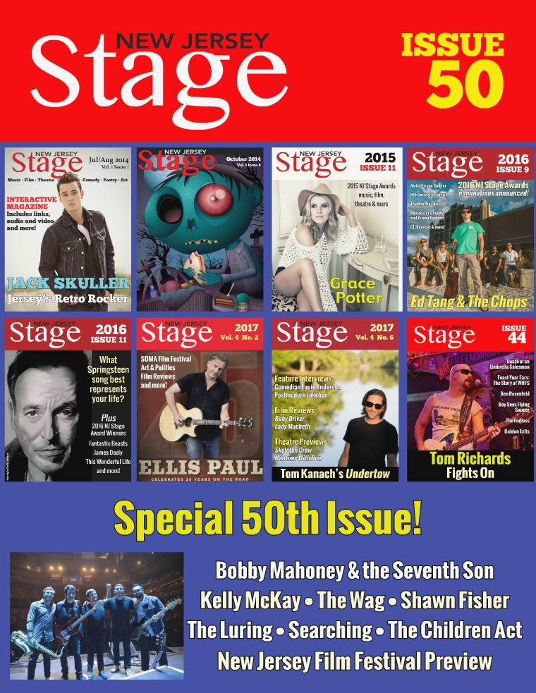 New Jersey Stage Issue 50