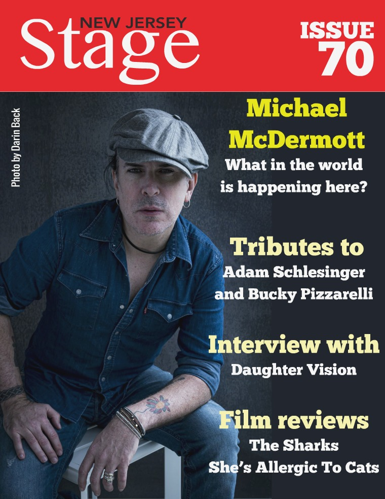 New Jersey Stage Issue 70