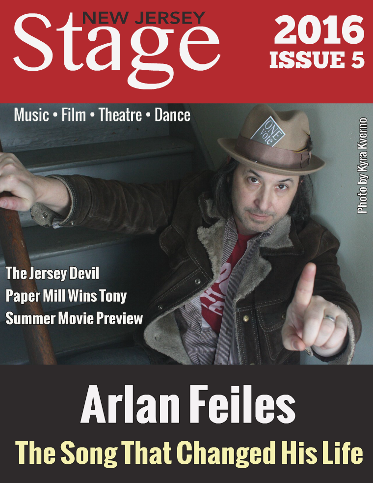 New Jersey Stage 2016: Issue 5