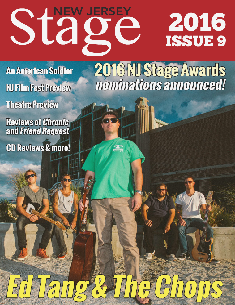 New Jersey Stage 2016: Issue 9