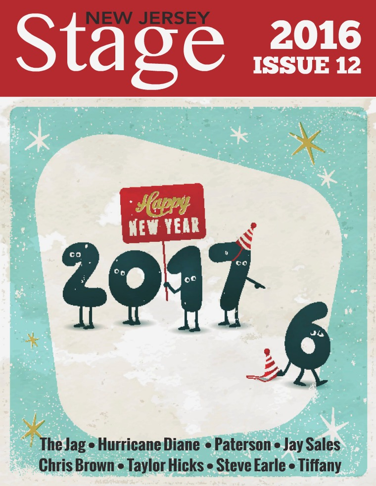 New Jersey Stage 2016: Issue 12