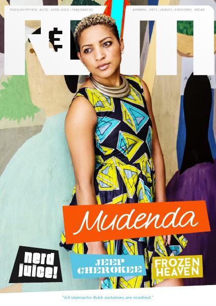 R&G|MAGAZINE EDITION #9 - APRIL 2015