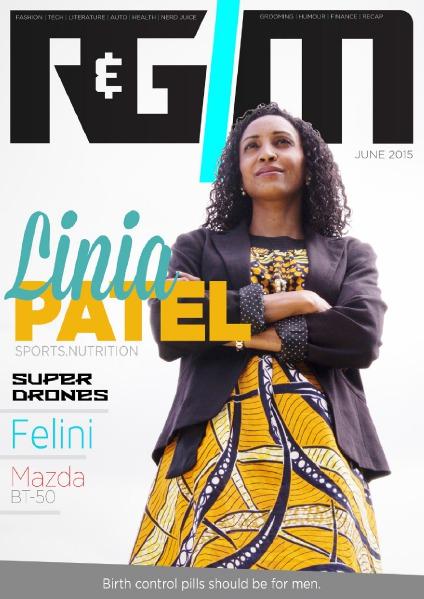 R&G|MAGAZINE EDITION #11 - JUNE 2015