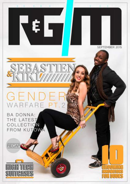 R&G|MAGAZINE Edition #14 - September 2015