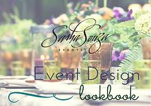 Sasha Souza Events - 2015 Lookbook