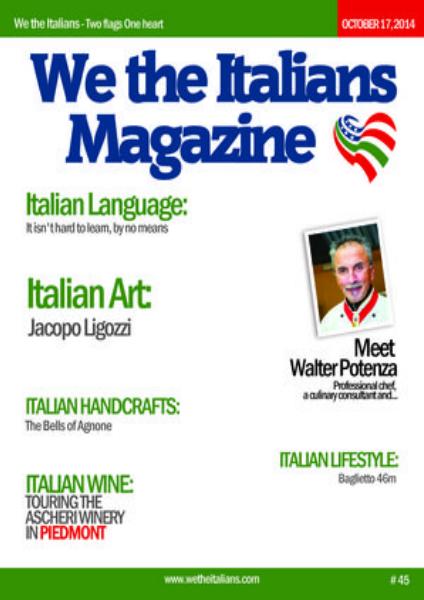 We the Italians October 17, 2014 - 45