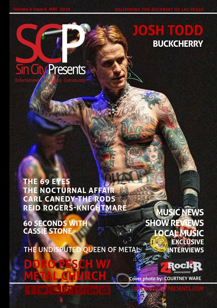 May 2019 Volume 6 Issue 5