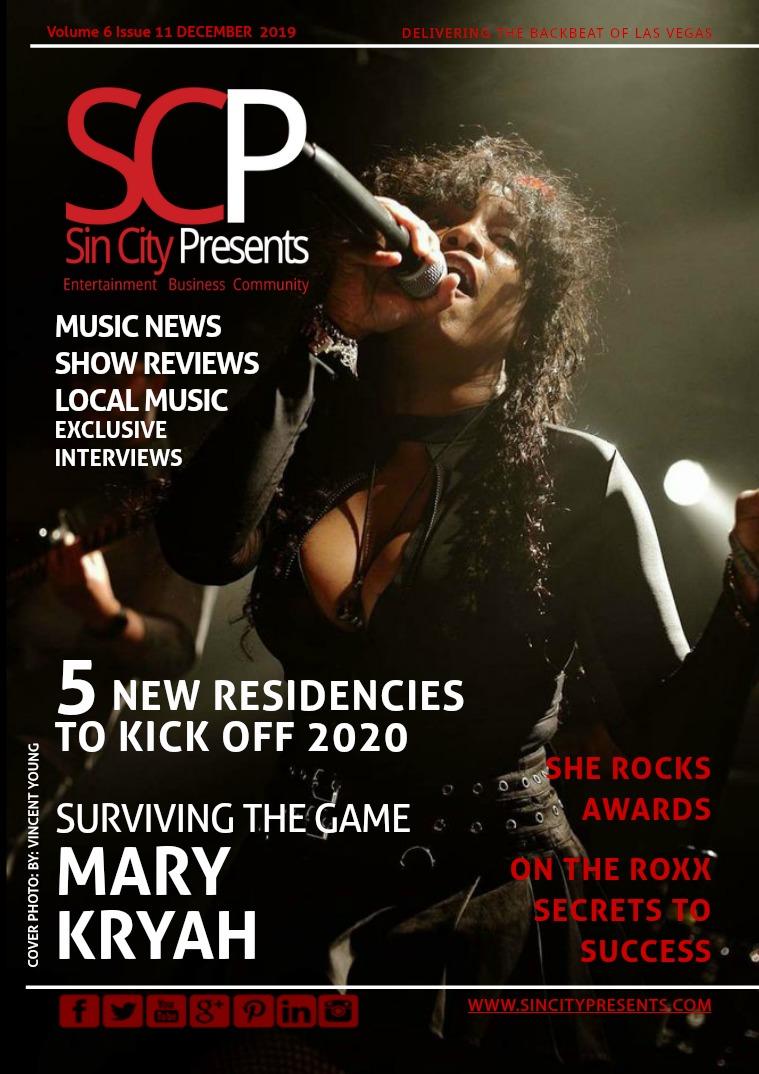 December 2019 Volume 6 Issue 11