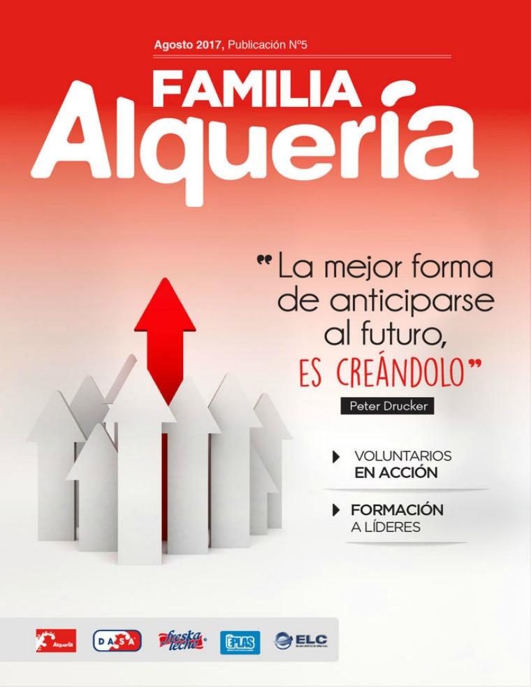 Familia Alquería Boletín 5
