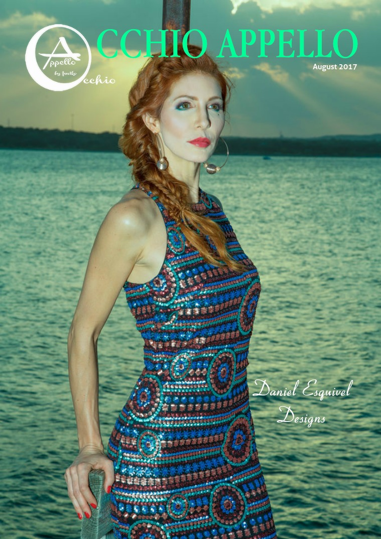 Eclectic Shades Magazine August Issue 2017