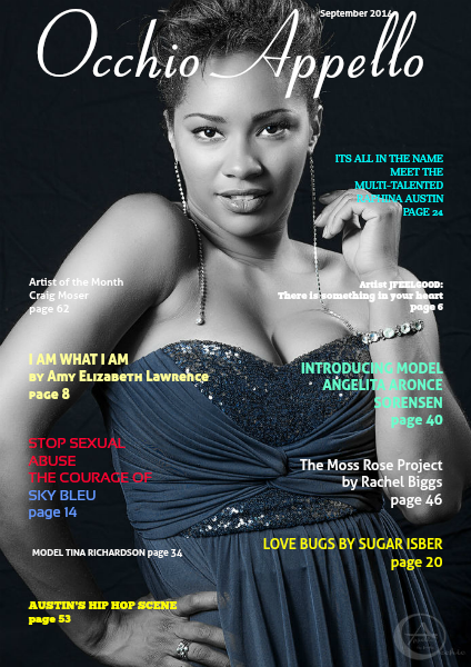 Eclectic Shades Magazine September 2014