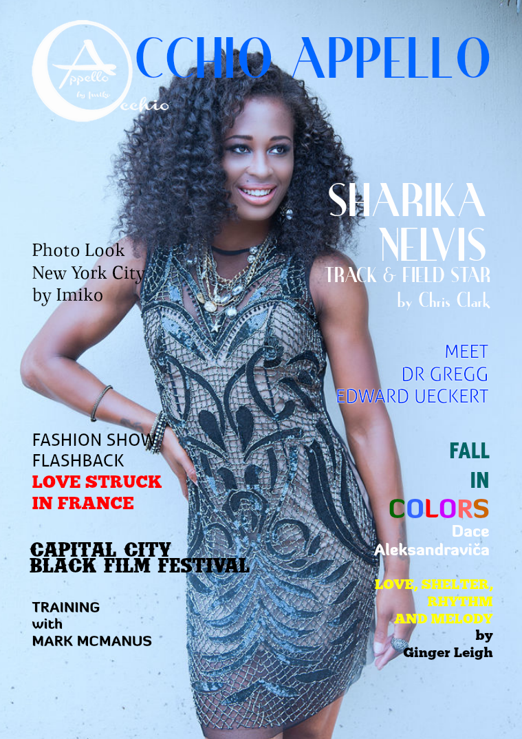 Eclectic Shades Magazine September 2016