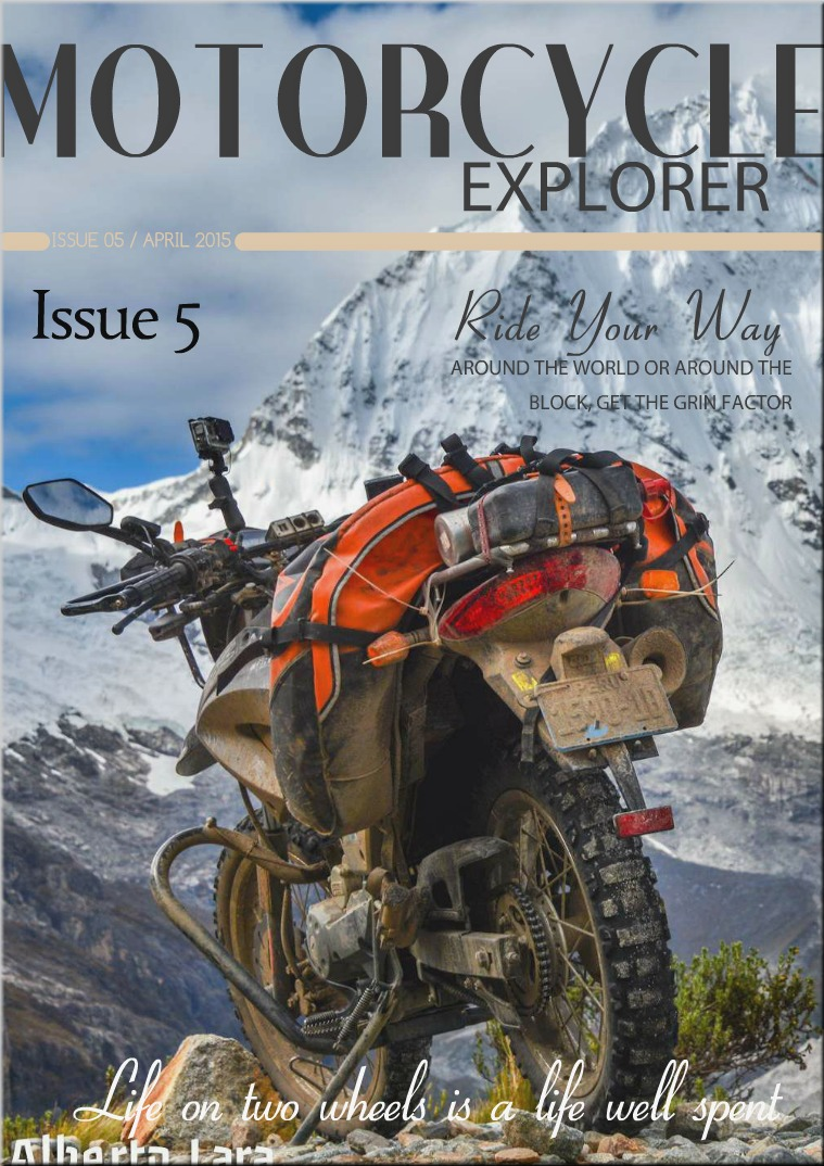 April 2015 Issue 5