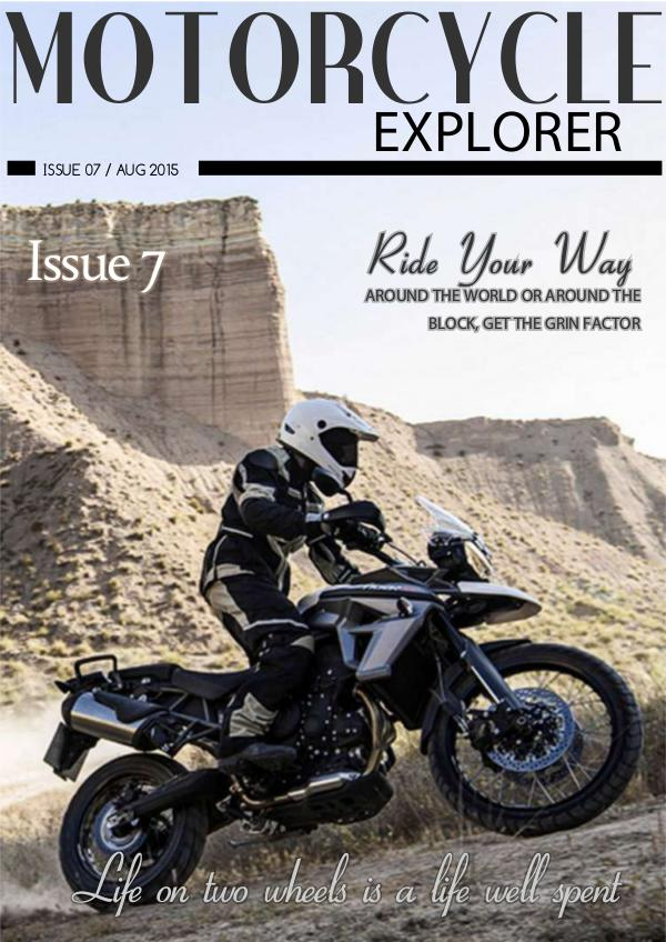 August 2015 Issue 7