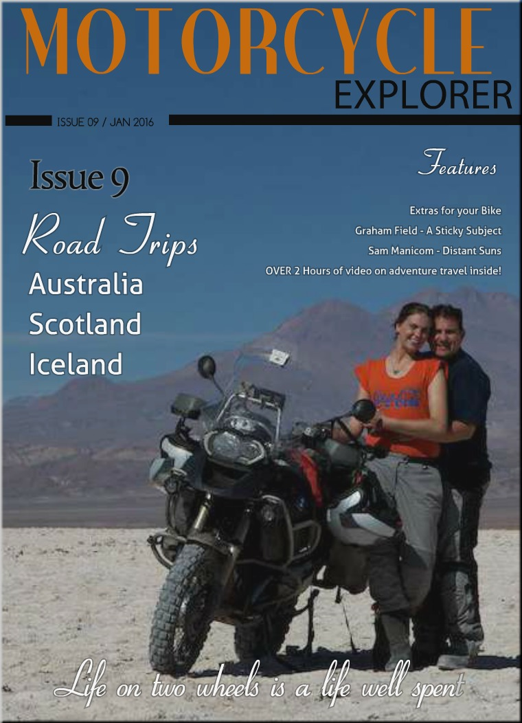 Motorcycle Explorer Jan 2016 Issue 9