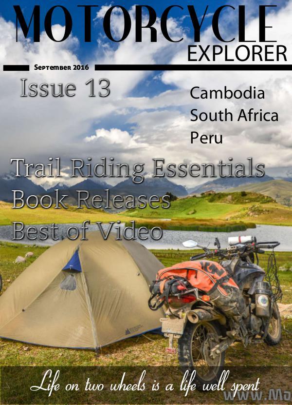 September 2016 Issue 13