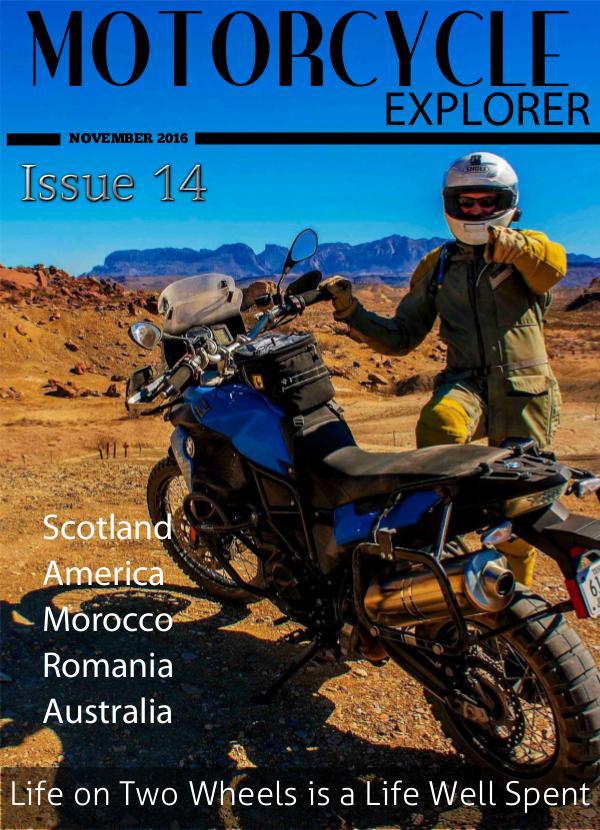 November 2016 Issue 14