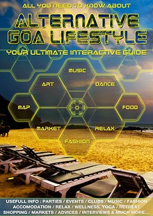 ALTERNATIVE GOA LIFESTYLE GUIDE