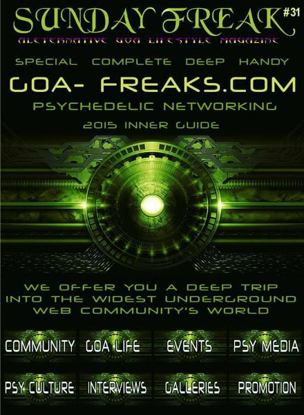 Sunday Freak e-Magazine by Goa-Freaks.Com Special Goa Freaks Community