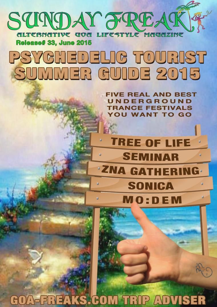 Best Underground Summer Festivals