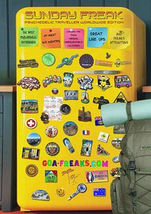 Sunday Freak e-Magazine by Goa-Freaks.Com