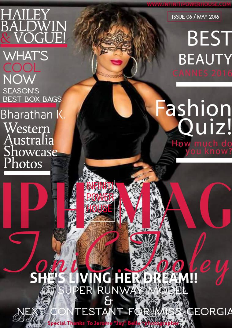I P H MAGAZINE Edition 6