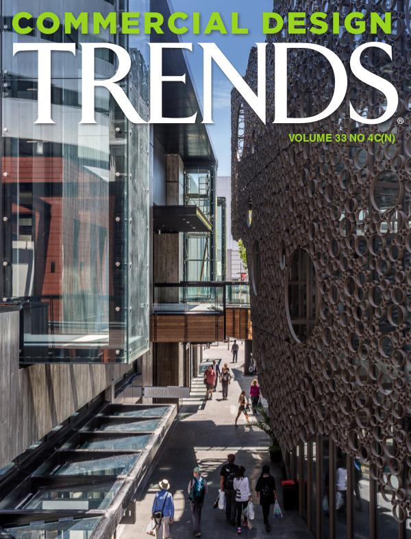NZ Commercial Design Trends Vol. 33/04C