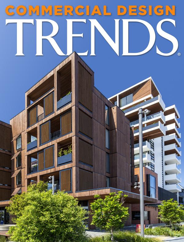 New Zealand Commercial Design Trends Series NZ Commercial Design Trends Vol. 34/03C