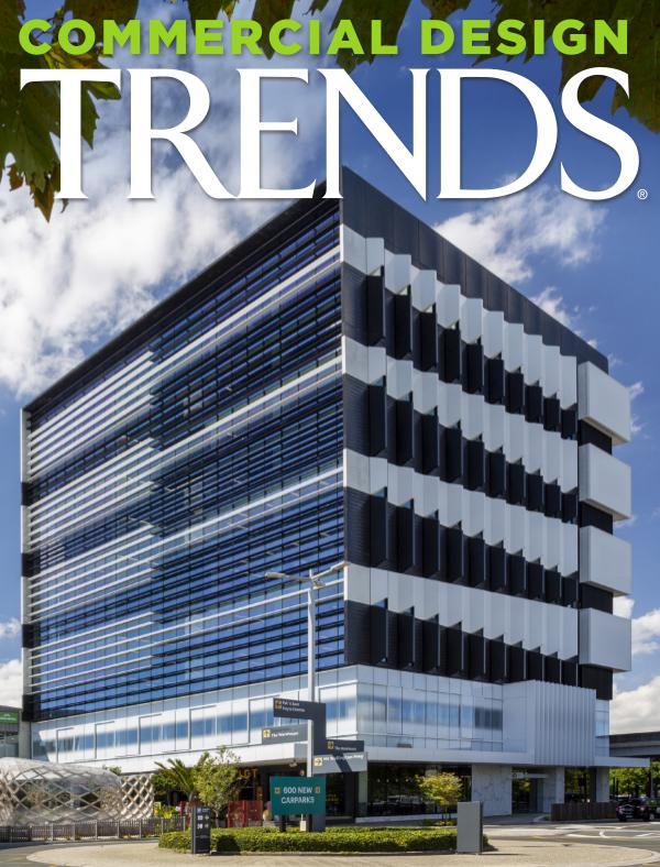 New Zealand Commercial Design Trends Series NZ Commercial Design Trends Vol. 35/01C