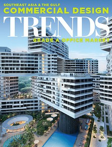Asia & The Gulf Commercial Design Trends