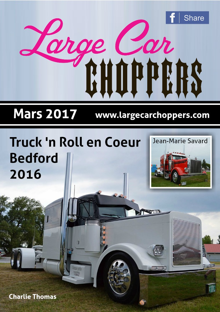 Large Car Choppers Large-Car Choppers - Mars 2017