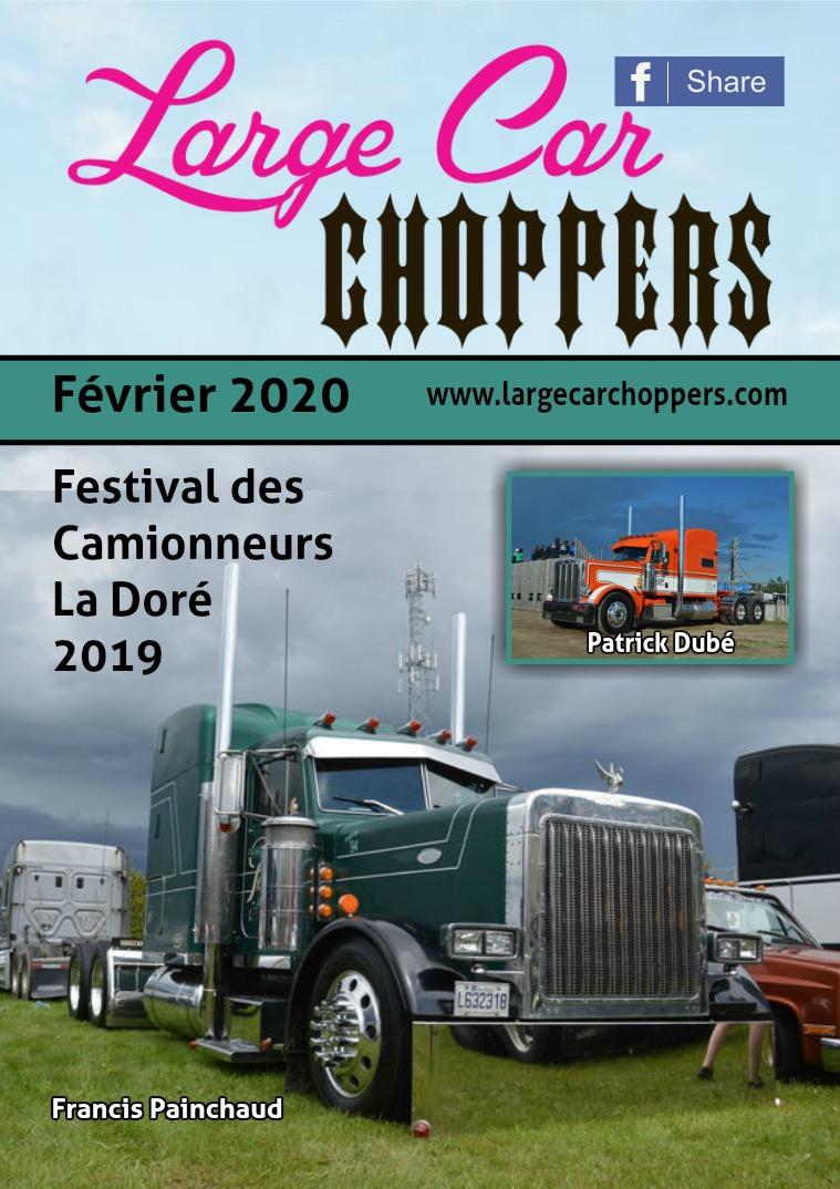 Large Car Choppers Février - 2020