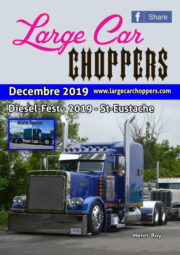Large-Car Choppers (e.v.) Decembre - 2019