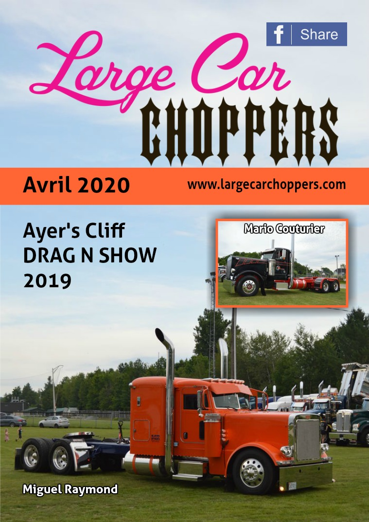 Large-Car Choppers Avril - 2020