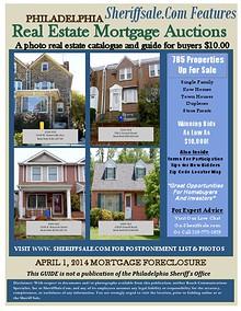 POSTPPOSTPONEMENT LIST& PHOTOS APRIL 1, 2014 MORTGAGE FORECLOSURE