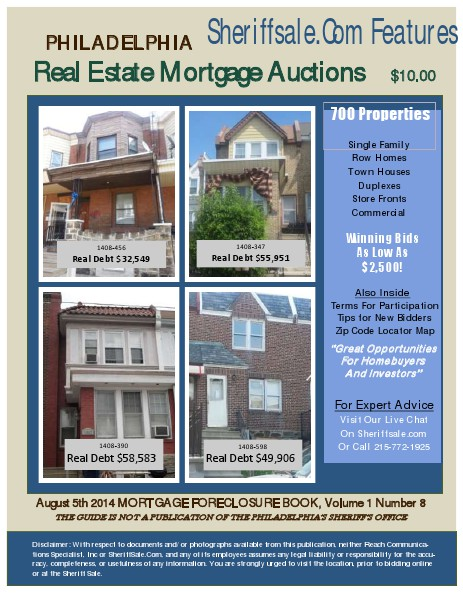 August 5 Mortgage Non-members