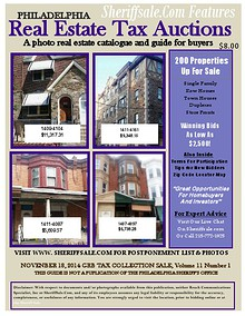 November 18, 2014 GRB Tax Collection Sale