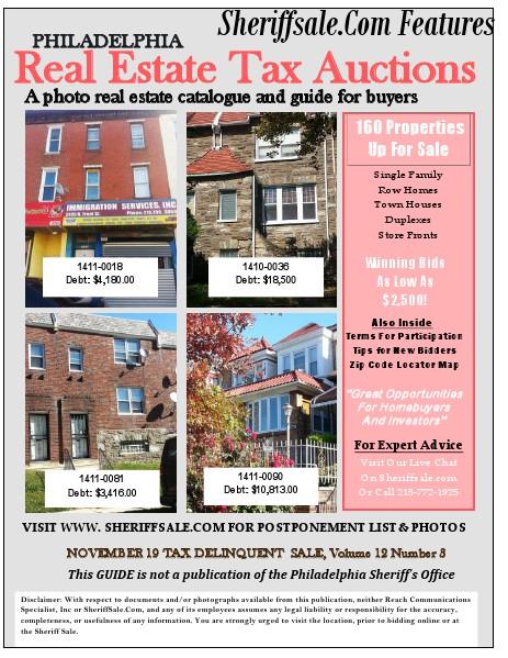 November 19, 2014 Tax Delinquent Guide November 19 Tax Delinquent Guide NM