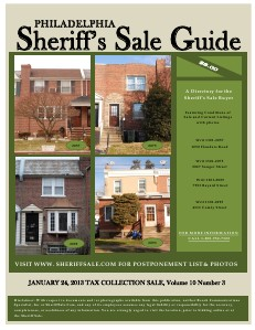 Jan 24 Sheriff Sale Tax Collection guide  01/24v
