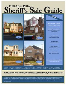Feb 5th 2013 Mortgage Foreclosure