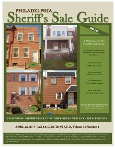 April 25th 2013 Tax Guide Free For Members Vol 4/25