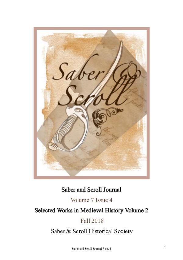 Volume 7, Issue 4, Fall 2018