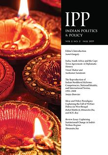 Indian Politics & Policy