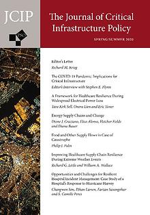 The Journal of Critical Infrastructure Policy