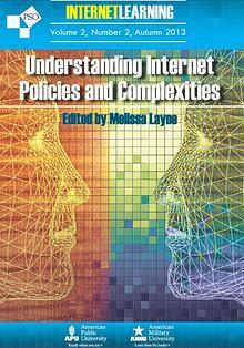 Internet Learning, Volume 1, Number 1